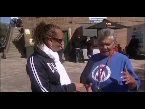 S2 EP28 Rugby Leagues Hardest Working Canteen Erskineville Oval NSW - Paula Maling
