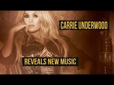 Carrie Underwood Reveals