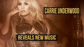 "Carrie Underwood Reveals ""Smoke Break,"" New Song From"