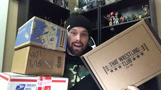 LIVE STREAM - PO BOX OPENING! THAT WRESTLING CLUB AND MORE!