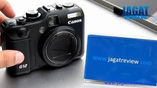 canon PowerShot G12 Product Tour