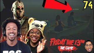 I WAS BETRAYED by AyChristeneGames !! Friday the 13th Gameplay #74