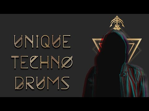 How To Get More Unique Techno Drums