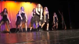 Christina aguilera-fighter-dance