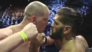 Melhores momentos da pesagem do UFC Roterdã