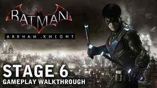 Batman - Arkham Knight - Stage 6: A Little Help (PS4)