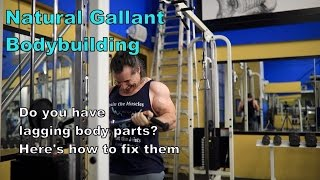 How to Grow Weak Muscles or Lagging Body Parts as a Bodybuilder