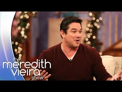 Dean Cain On Brooke Shields | The Meredith Vieira Show