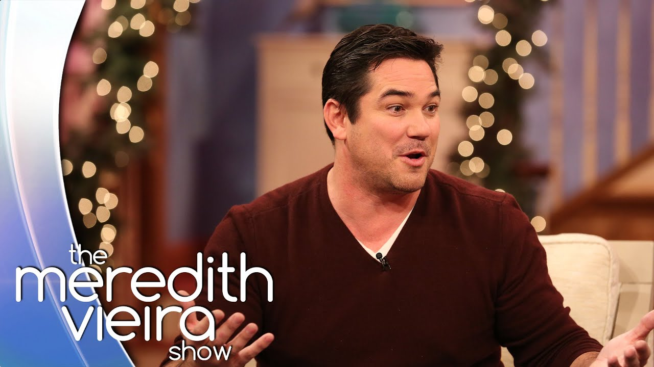 Download Dean Cain On Brooke Shields | The Meredith Vieira Show