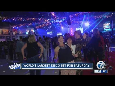 70s stars to make appearance at World's Largest Disco