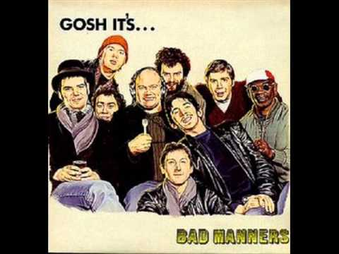 BAD MANNERS - (THE COMPLETE GOSH IT'S BAD MANNERS ALBUM)