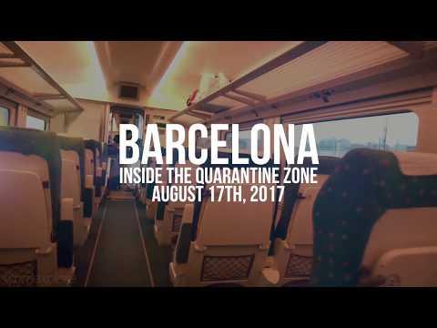 Barcelona Solo Trip | Inside the Quarantine Zone