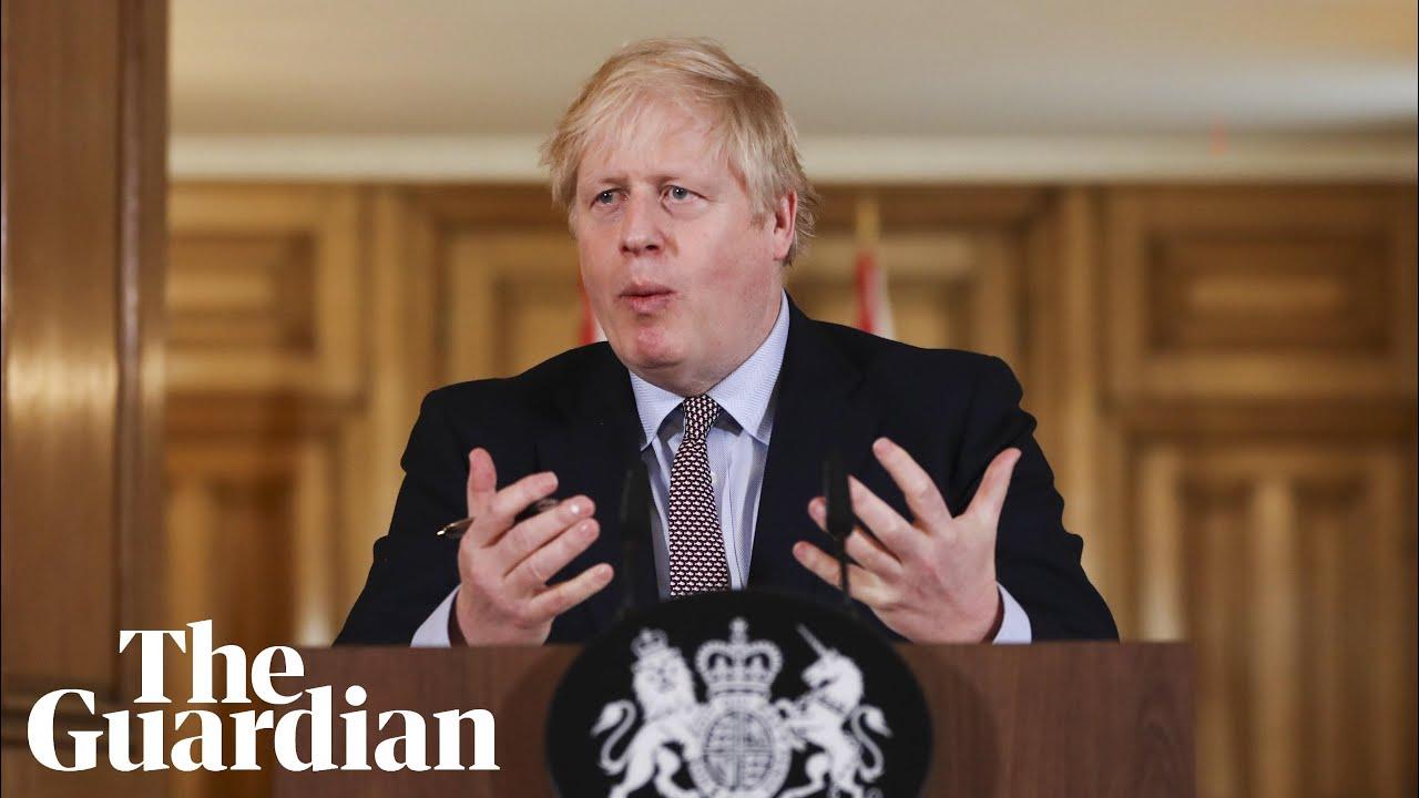 'I shook hands with everybody,' says Boris Johnson weeks before coronavirus diagnosis