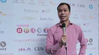 CozyCot Beauty Forum 2012 - Dr. Colin Tham Interview Segment Thumbnail
