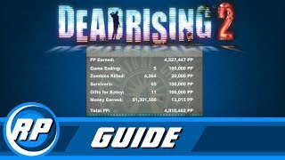 Dead Rising 2 All Survivors Guide Step by Step (Recommended Playing)