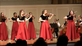 June 6th 2015 Vivaldi Strings Benefit Concert at Wheaton College Pi...