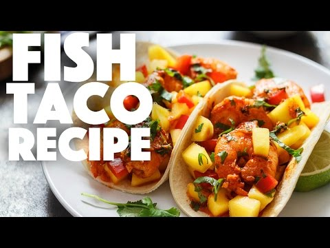 Recipe: How to Make Fish Taco for Dinner