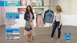 HSN | Hillary Scott Fashions 04.05.2018 - 02 PM