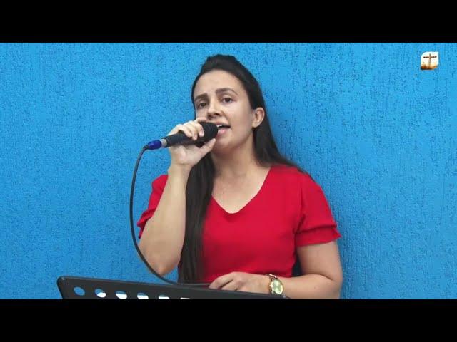 Meu Jesus Me Guia Sempre   Miriam e Conjunto   Tabernáculo da Fé Campinas/SP.