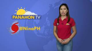 Panahon.TV | December 25, 2016, 12:00PM