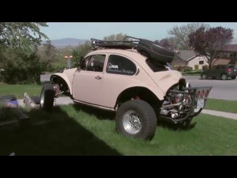 For sale: 71 Class 5 Baja Bug