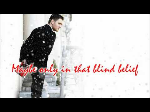 Michael Buble    Grown up Christmas List Lyrics