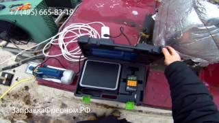 Заправка кондиционера Daikin