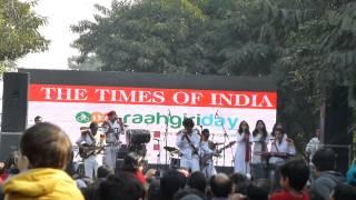 Euphoria at Raahgiri Day Gurgaon