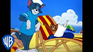 Tom And Jerry  A Seaside Adventure  Classic Cartoon Compilation  WB Kids