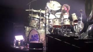Tommy Clufetos - Drum Solo - Black Sabbath - 2/02/2017