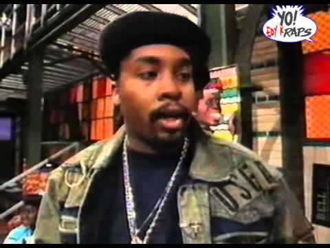 Eric B And Rakim - Interview @ Yo MTV Raps 1991