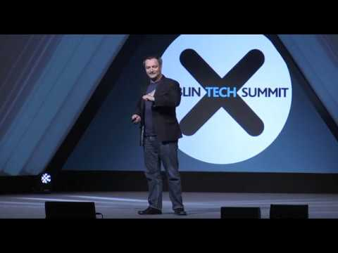 Jonathan Reichental, CIO, City of Palo Alto - Dublin Tech Summit 2017