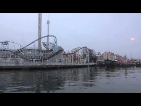 Stockholm Winter Boat Tour, Sweden