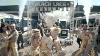 Thetrainline.com Black Lace Choo Choo Choo advert by DLKW Lowe