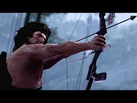 Rambo: The Video Game - Debüt-Trailer zeigt John Rambo im Einsatz thumbnail