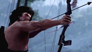 Rambo: The Video Game - Debüt-Trailer zeigt John Rambo im Einsatz