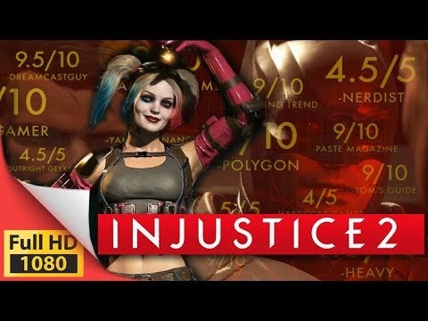 Injustice 2 Free Trial and game site reviews - PS4 XO - 동영상