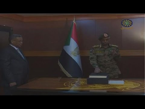 Sudan military council chief resigns