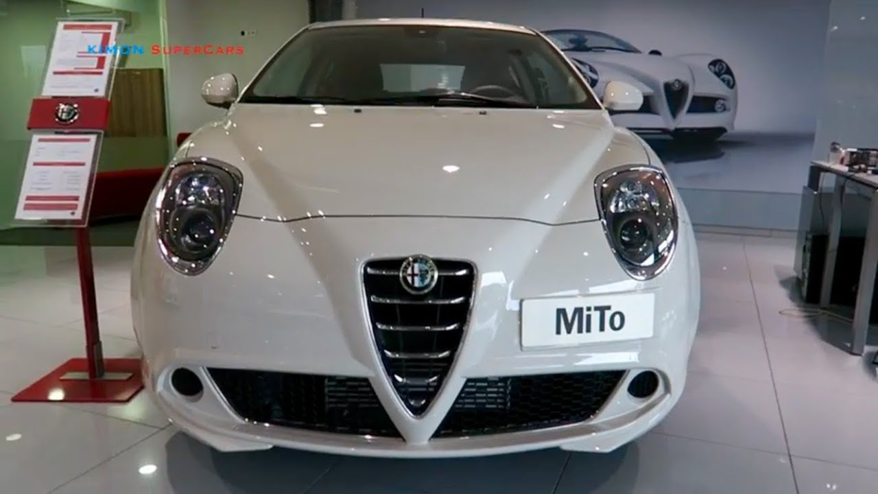 new 2016 alfa romeo mito exterior interior youtube. Black Bedroom Furniture Sets. Home Design Ideas