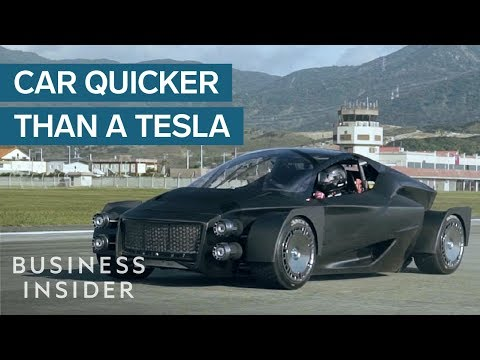 Prototype Electric Car Could Give The...