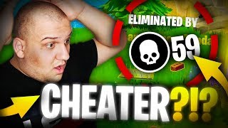 MY RESPONSE TO FORTNITE'S WORST CHEATERS #2
