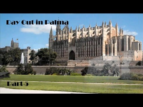 Ibirdball's Holiday 2017 - Day Out in Palma - Part 5
