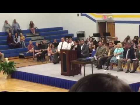 Billings High School SR 2017 Commencement Address by Mia Datema