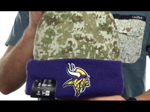 Knit Beanie Hat by New Era