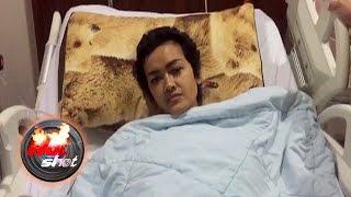 Kondisi Julia Perez Pasca Operasi Hot Shot 31 Desember 2016