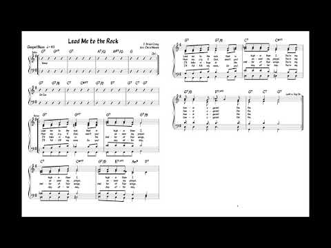 Lead Me to the Rock - Soprano/Lead Part