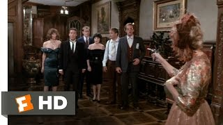 Clue (7/9) Movie CLIP - For She