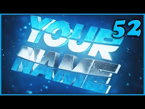 TOP 10 BEST BLUE Intro Templates #52 Cinema 4D & After Effects + Free Download