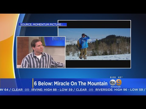 Former NHL Player Subject Of New Movie '6 Below: Miracle On The Mountain'