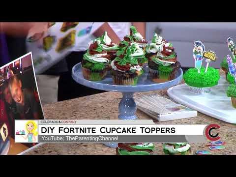 Vida S Fortnite Cupcakes May 25 2018